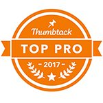 Thumbtack Award 2017| Dynamic Carpet Care