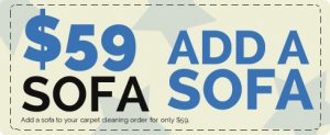 Tulsa Sofa Cleaning Coupon