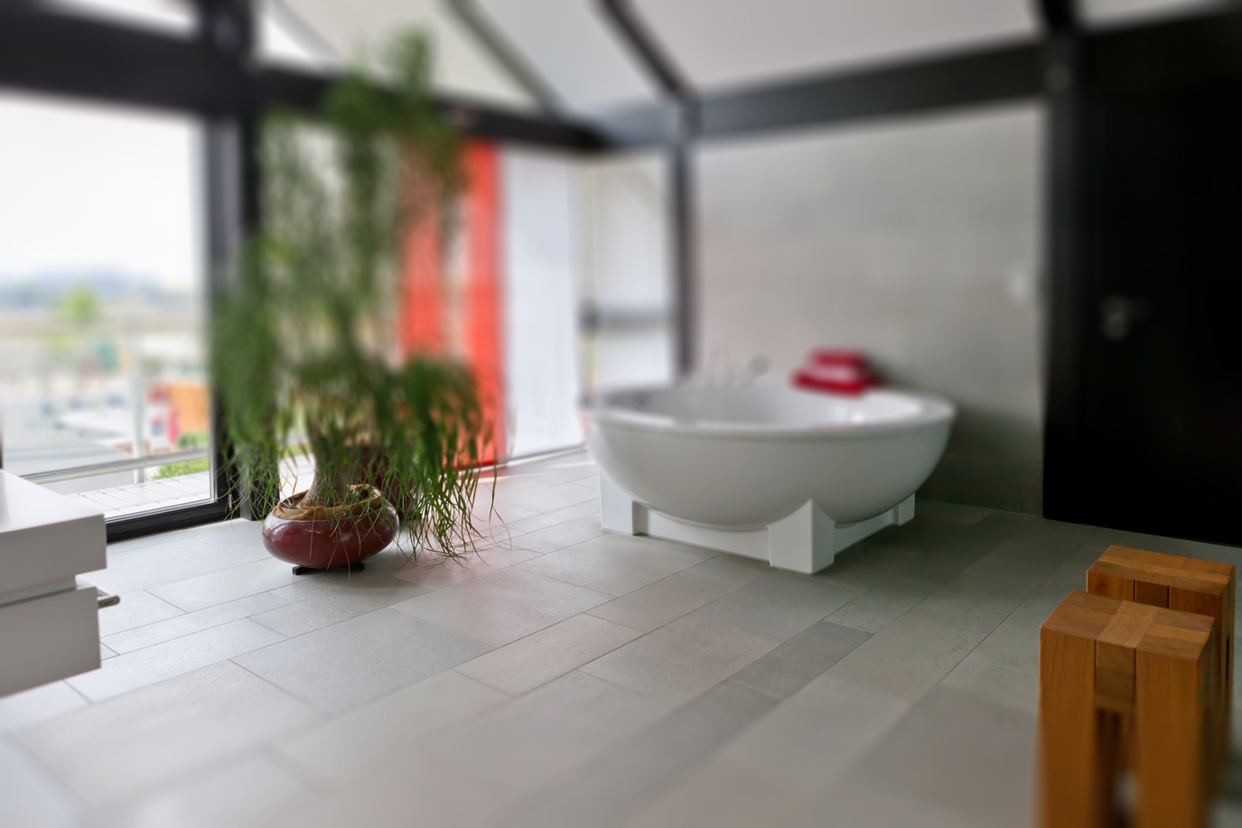 tile-bathroom-blur